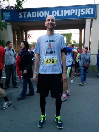 Before Wrocław Night Half Marathon